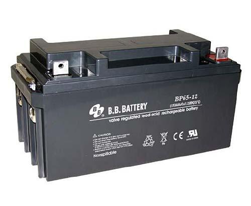 Аккумуляторные батареи BB Battery