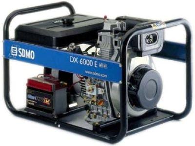 SDMO/dx 6000e