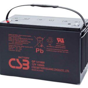 Аккумуляторные батареи (АКБ) CSB Серия GP