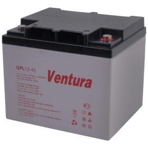 Аккумуляторные батареи (АКБ) Ventura Серия GPL